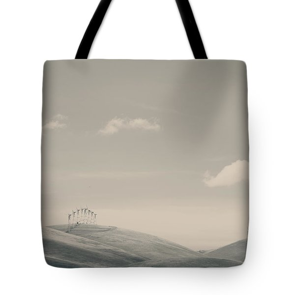 The Hills Tote Bag by Laurie Search