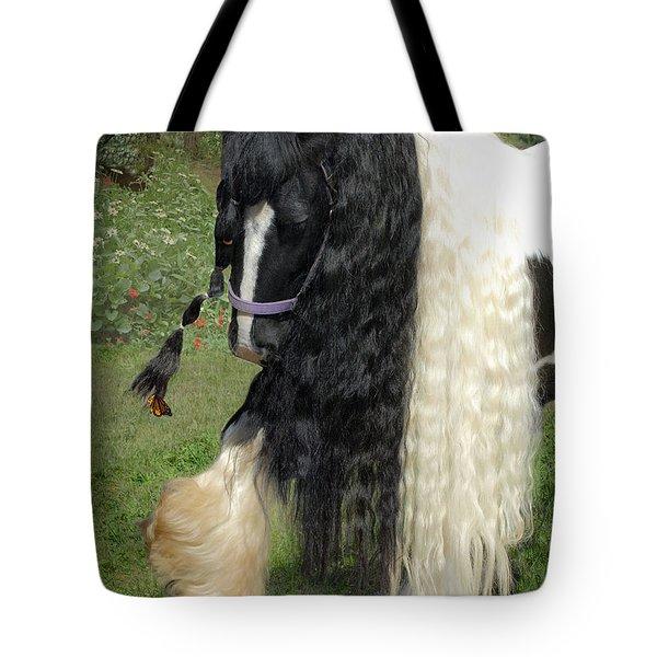 The Hitcher Tote Bag by Fran J Scott