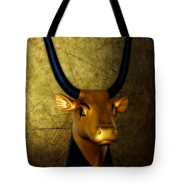 The Holy Cow Tote Bag by Olga Hamilton