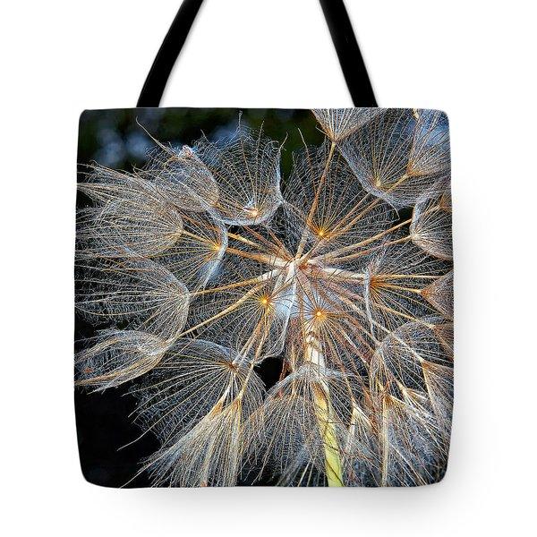 The Inner Weed Tote Bag by Steve Harrington