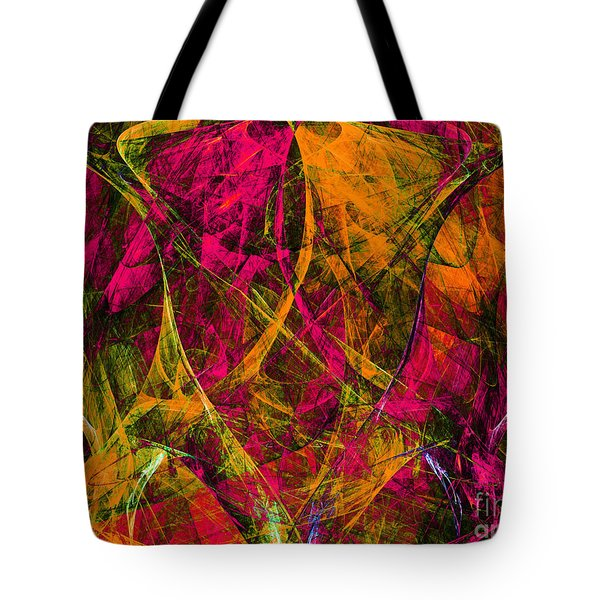 The Jester 20130510 Tote Bag by Wingsdomain Art and Photography