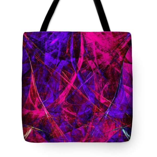 The Jester 20130510v2 vertical Tote Bag by Wingsdomain Art and Photography