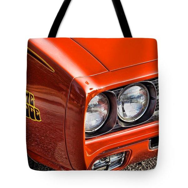 The Judge Tote Bag by Gordon Dean II