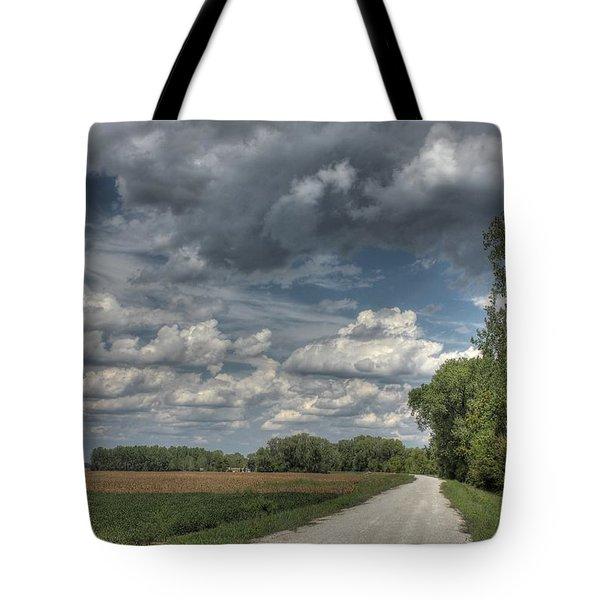 The Katy Trail Tote Bag by Jane Linders
