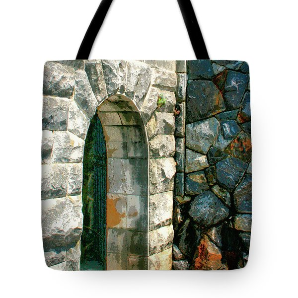 THE KEEP Biltmore Asheville NC Tote Bag by William Dey