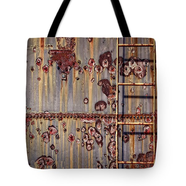 The Ladder Tote Bag by Marcia Colelli