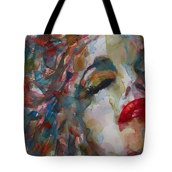 The Last Chapter Tote Bag by Paul Lovering