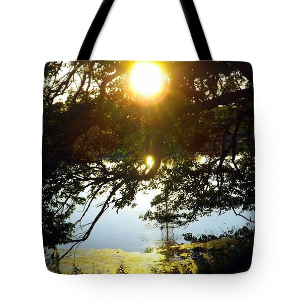 The Last Dance Tote Bag by Robyn King
