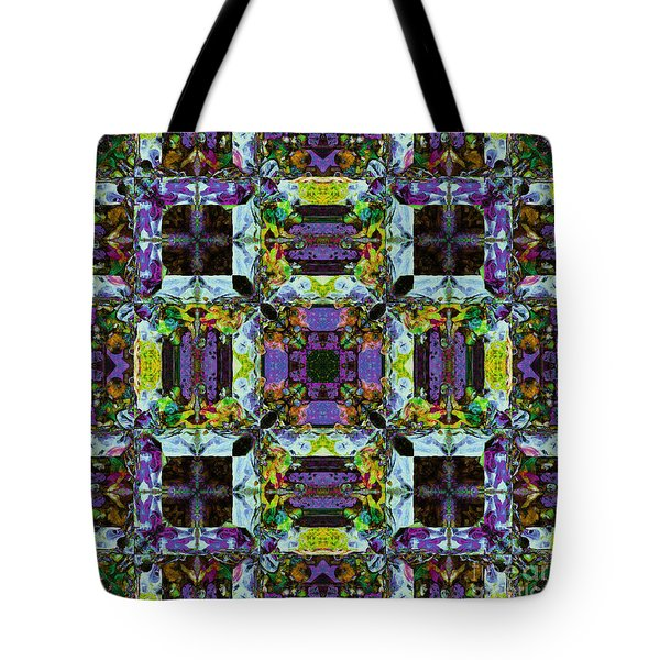 The Last Supper Abstract 20130130p40 Tote Bag by Wingsdomain Art and Photography