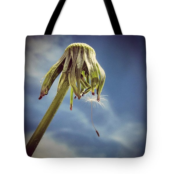 The Last Wish Tote Bag by Marianna Mills