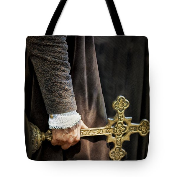 The Law Tote Bag by Margie Hurwich