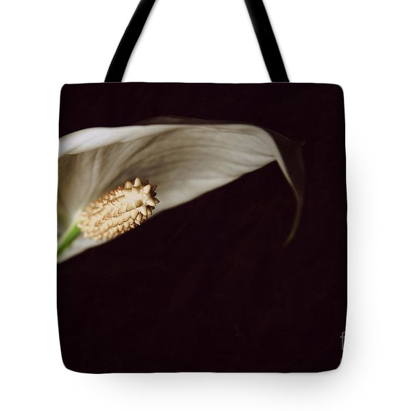 The Leaf Tote Bag by Hannes Cmarits