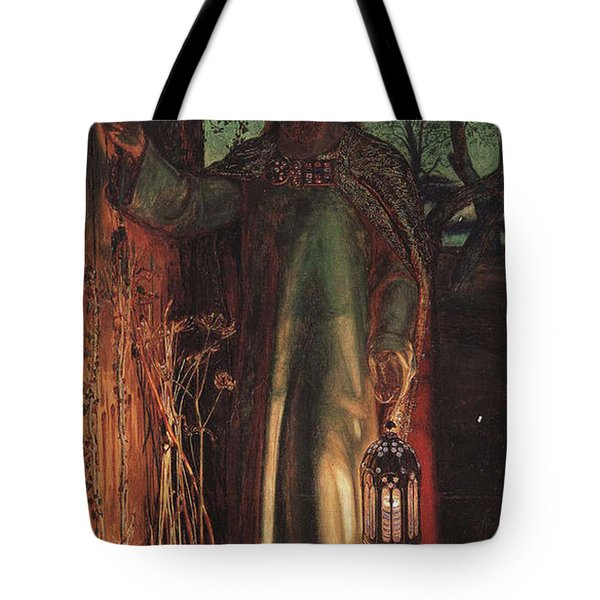 The Light Of The World Tote Bag by Philip Ralley