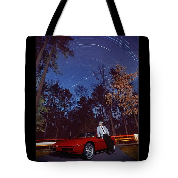 The Long Wait Tote Bag by Mike McGlothlen