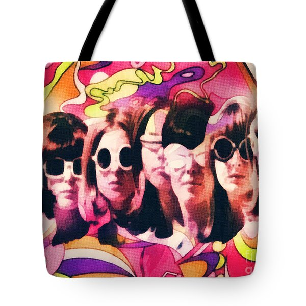 The Look Tote Bag by Mo T