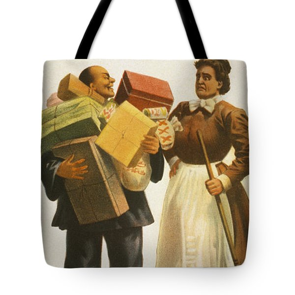 The Lost Trail Tote Bag by Aged Pixel