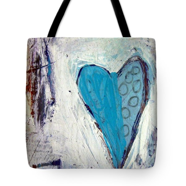 The Love Inside Tote Bag by Venus