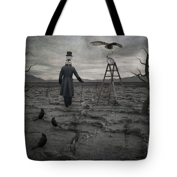 The Magician Tote Bag by Juli Scalzi