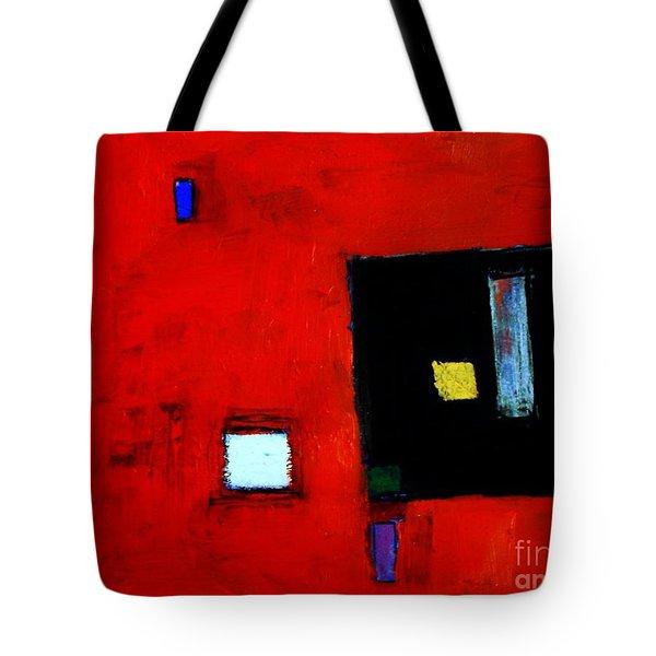 The Media Tote Bag by Venus