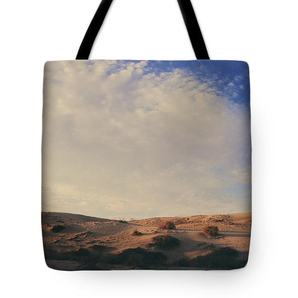 The Miles Between Us Tote Bag by Laurie Search