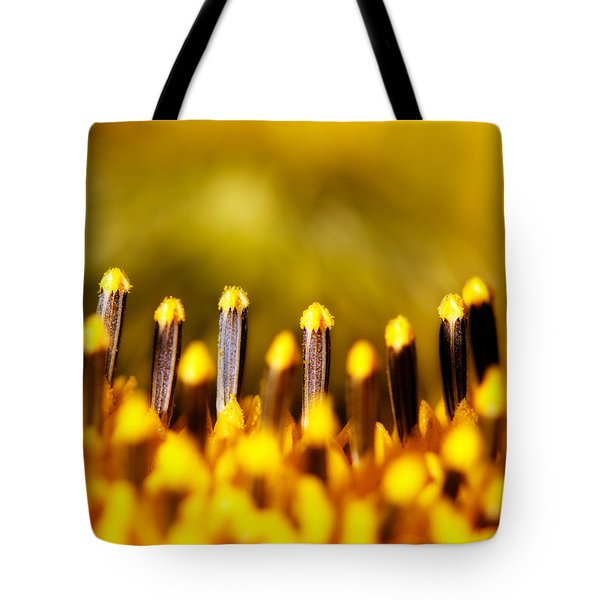 the Miracle of a Single Flower Tote Bag by Lisa Knechtel