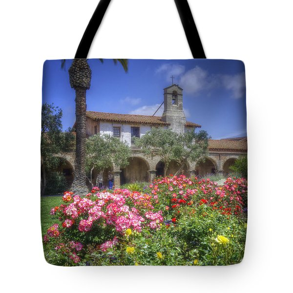 The Mission Tote Bag by Joan Carroll