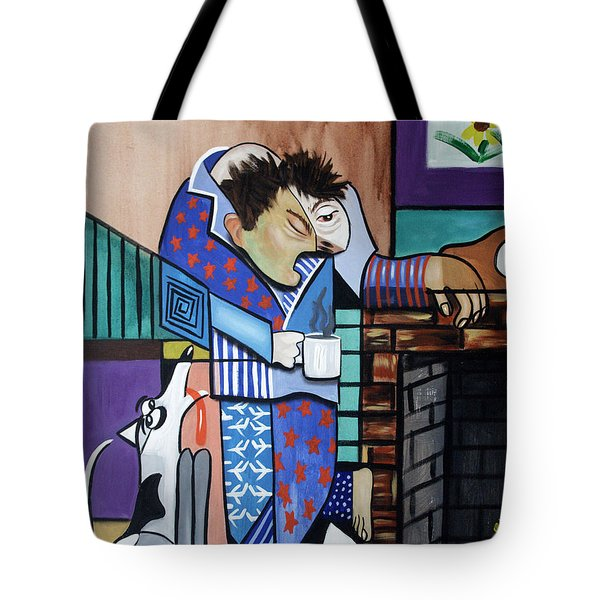 The Morning After Tote Bag by Anthony Falbo