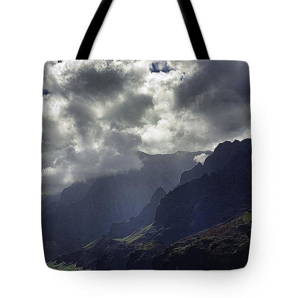 The Morning Light Tote Bag by Joanna Madloch