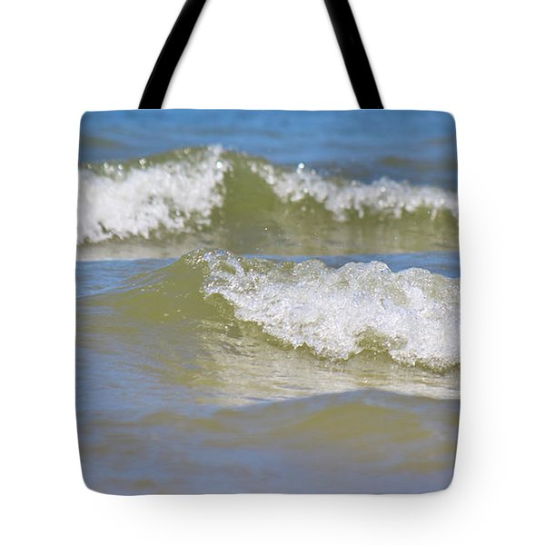 The North Sea Tote Bag by Angela Doelling AD DESIGN Photo and PhotoArt