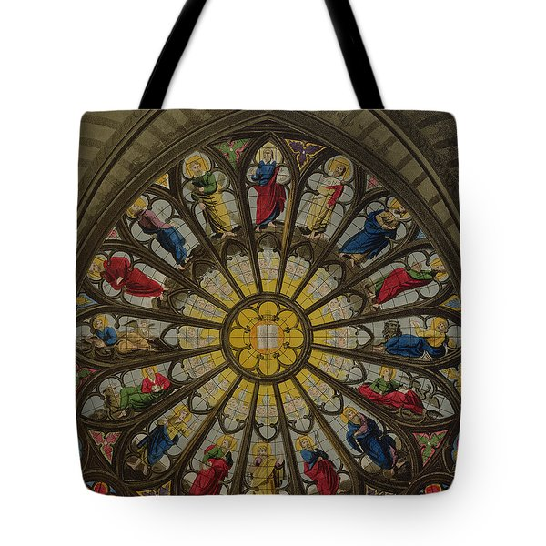 The North Window Tote Bag by William Johnstone White