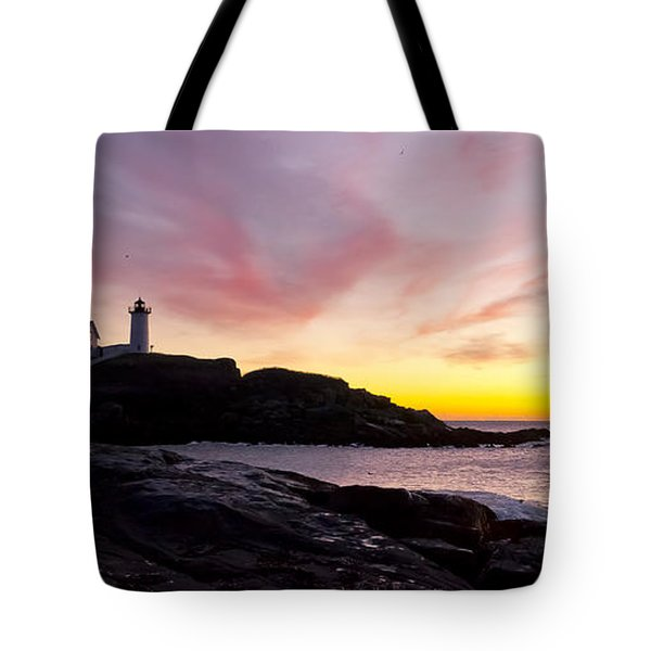 The Nubble Tote Bag by Steven Ralser