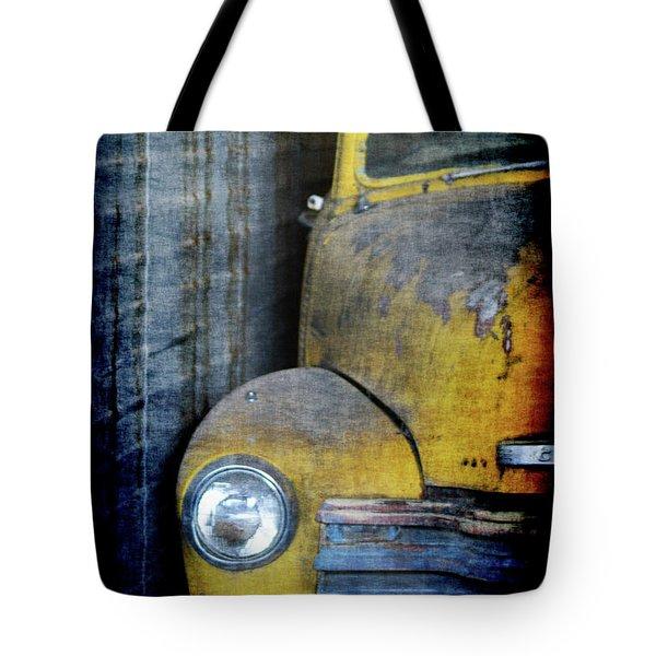 The Ol Chevy Tote Bag by Ernie Echols