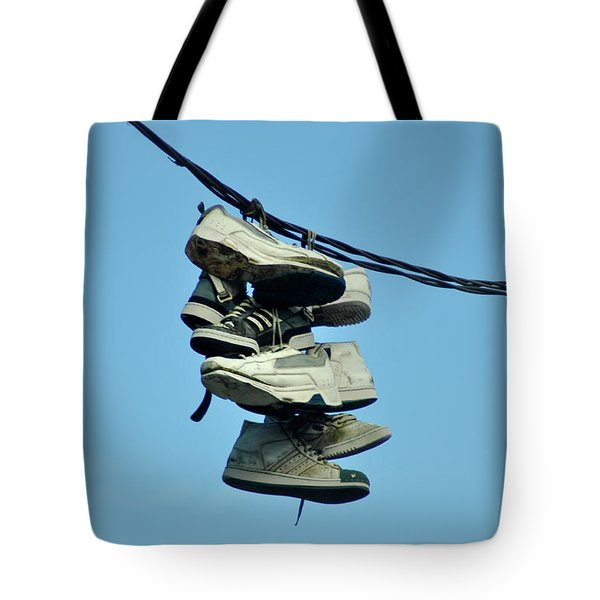 The Old Gang Tote Bag by Bill Cannon