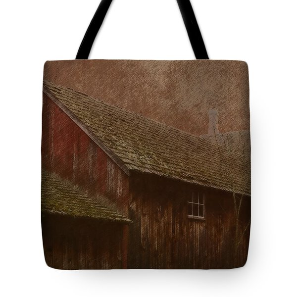 The Old Mill Tote Bag by Photographic Arts And Design Studio