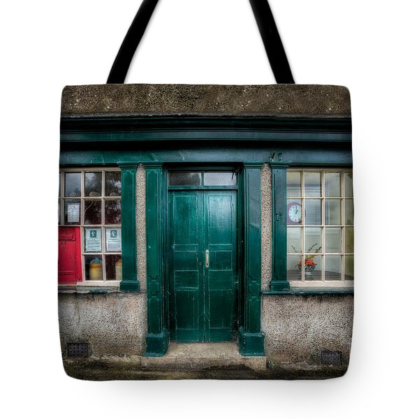 The Old Post Office Tote Bag by Adrian Evans