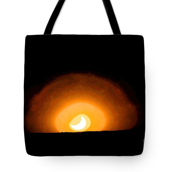 The Other Day I Was In Albuquerque And... Tote Bag by Jon Burch Photography