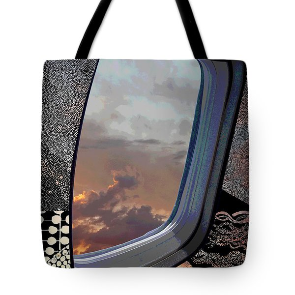 The Other Side Of Natural Tote Bag by Glenn McCarthy Art and Photography