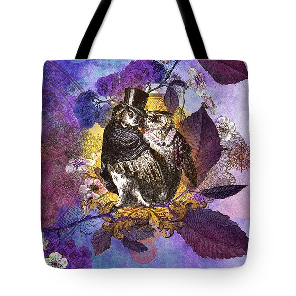 The Owlsleys Tote Bag by Aimee Stewart