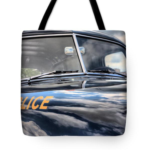 The Paddy Wagon Tote Bag by JC Findley