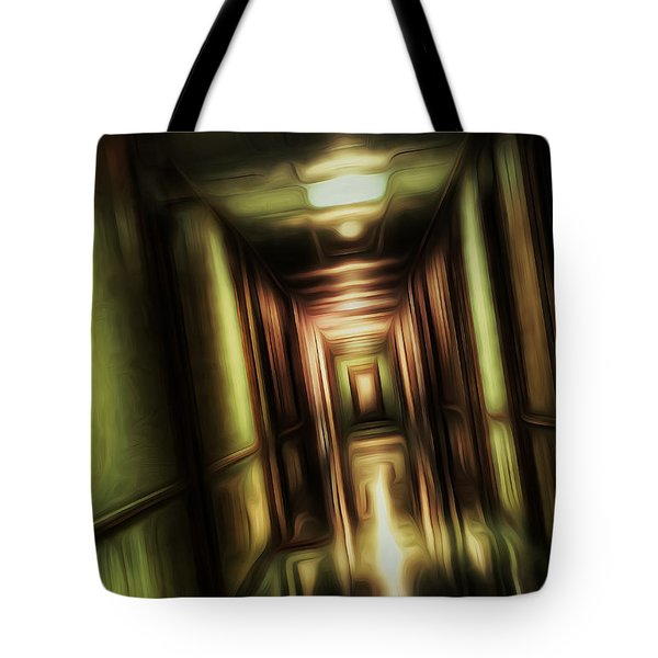 The Passage Tote Bag by Scott Norris