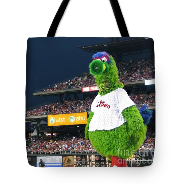 The Phanatic Tote Bag by Geoff Crego