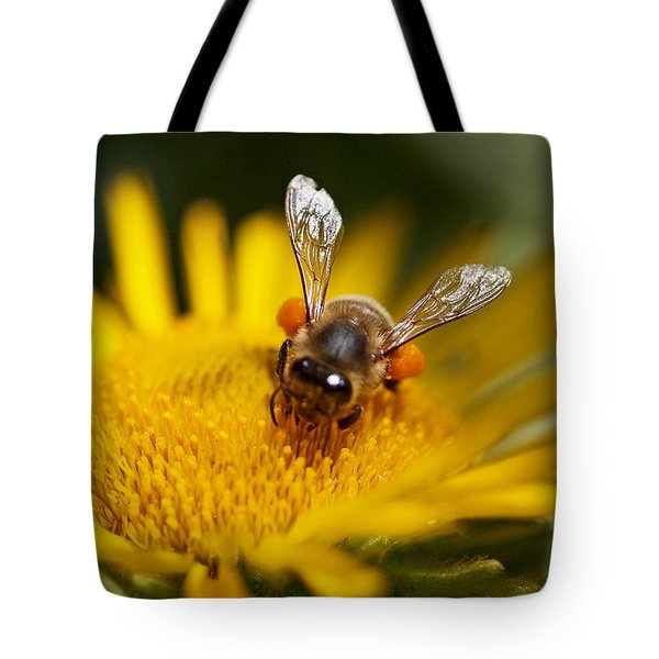 The Pollinator Tote Bag by Rona Black