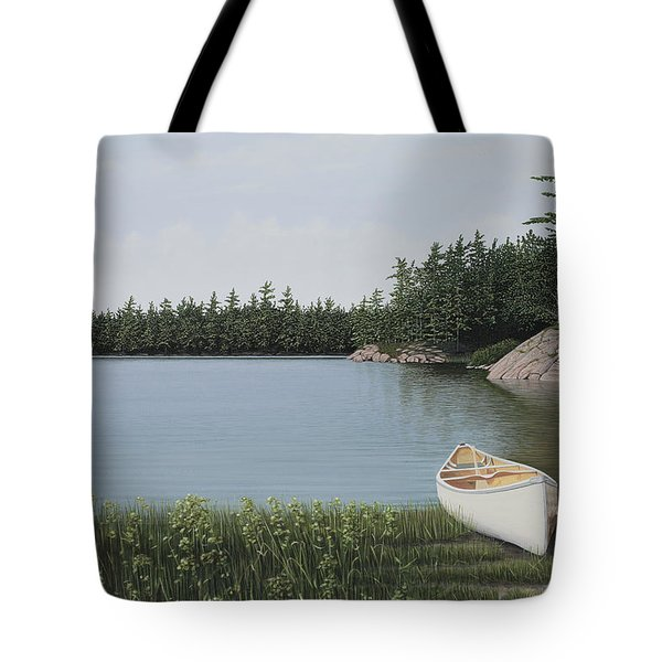 The Portage Tote Bag by Kenneth M  Kirsch