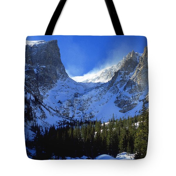 The Power and the Glory Tote Bag by Eric Glaser