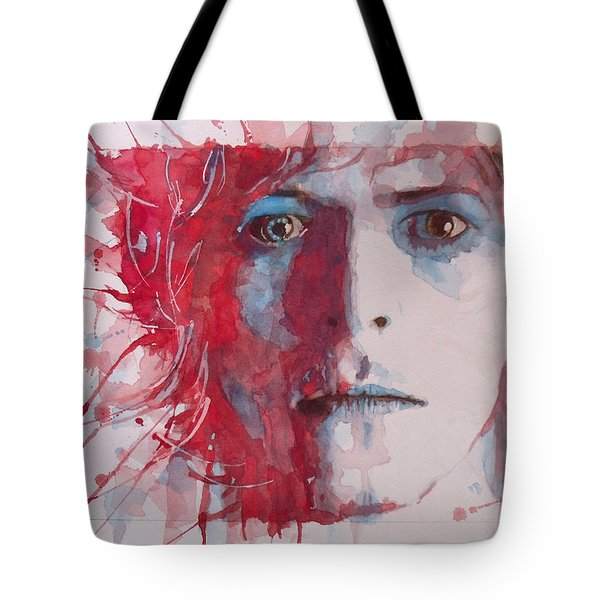 The Prettiest Star Tote Bag by Paul Lovering