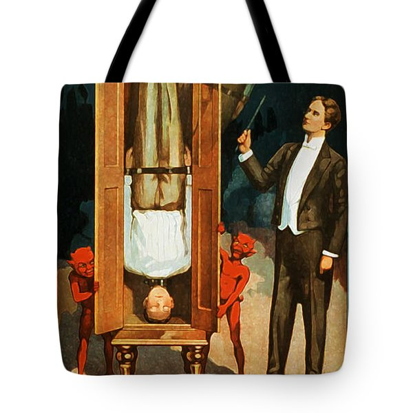 The Prisoner Of Canton Tote Bag by The  Vault - Jennifer Rondinelli Reilly