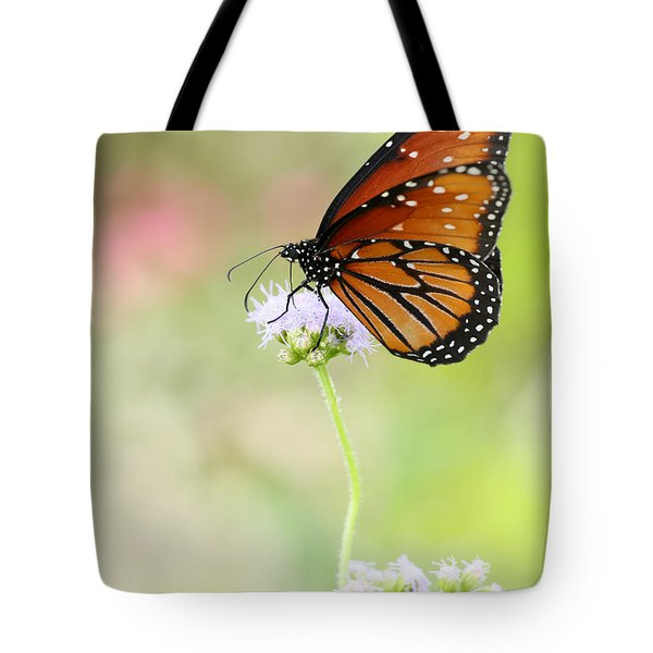 The Queen In Spring Tote Bag by Sabrina L Ryan