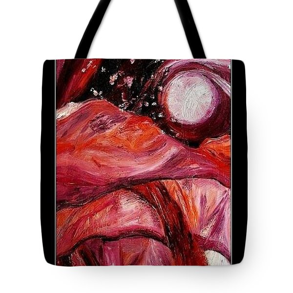 The Road Tote Bag by Andrea Ehret