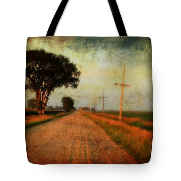 The Road Home Tote Bag by Julie Hamilton