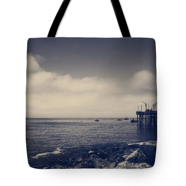 The Salty Air Tote Bag by Laurie Search